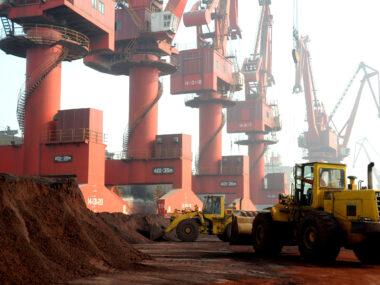 Китай поднял годовые квоты на редкоземельные элементы на 20%