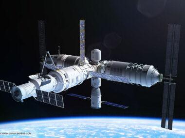 КНР намерена пригласить иностранных астронавтов на свою космическую станцию